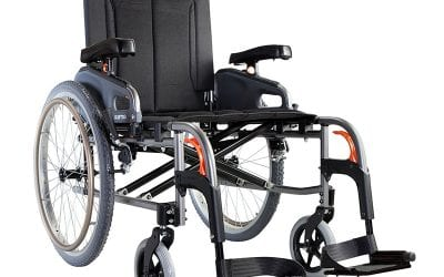 Flexx HD Self Propel Wheelchair