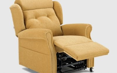 The Ashley Riser Recliner (From the Ashley Anderson range)