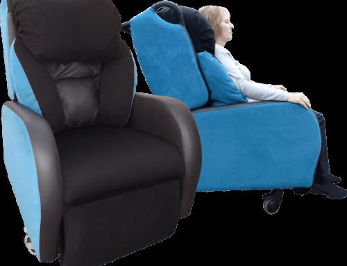 The Cura Air Chair & Cura Attollo Bariatric Portable chair (standard & amp; bespoke options)