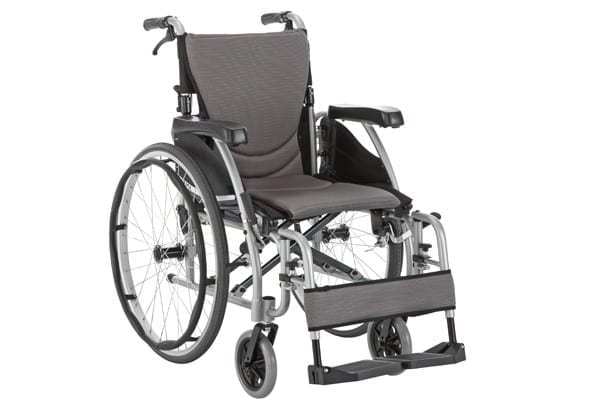 ergo 125 lightweight wheelchair