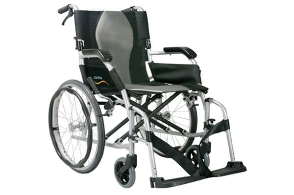 ergo-lite ultra lightweight wheelchair
