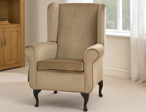 Richmond Queen Anne chair (From the Ashley Anderson range)