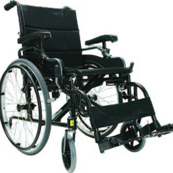 martin-heavy-duty-self-propel wheelchair, mobility aid