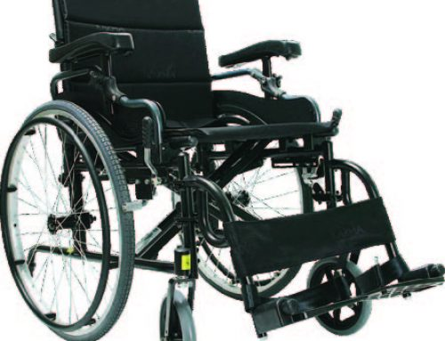 Martin Heavy Duty Self Propel Wheelchair