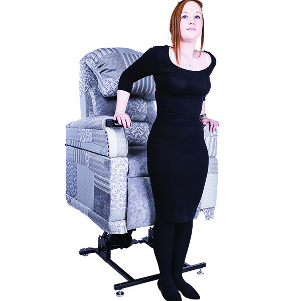 elevator riser care chair