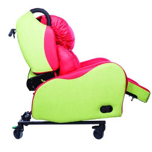 kinder specialist chair legrest