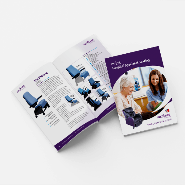 nhs medica specialist seating chair brochure