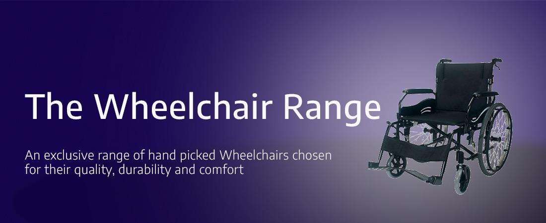 procare mobility wheelchair range