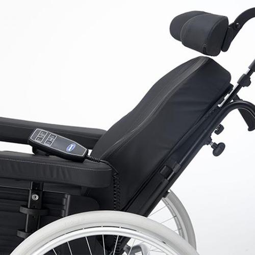 rea azalea wheelchair control