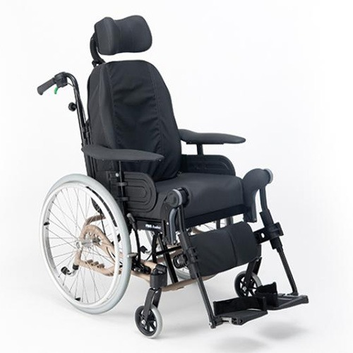 rea azalea wheelchair threequater
