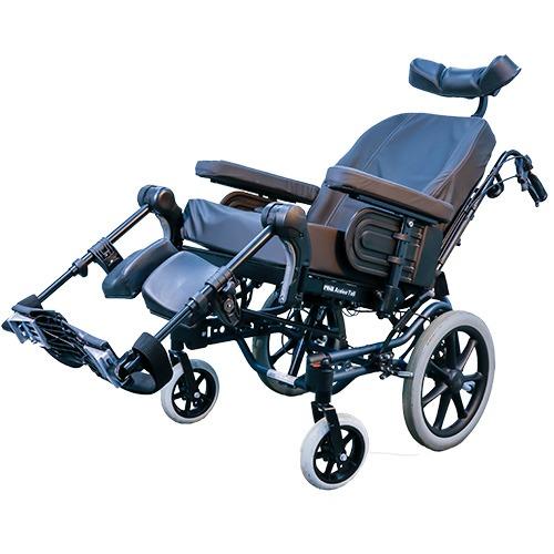 rea azalea wheelchair tilted from procare stourbridge